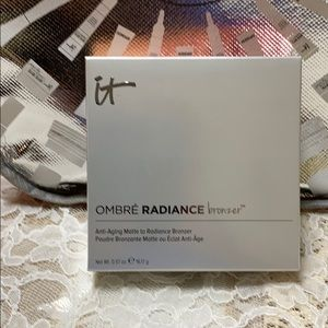 It cosmetics ombré radiance bronzer/highlighter